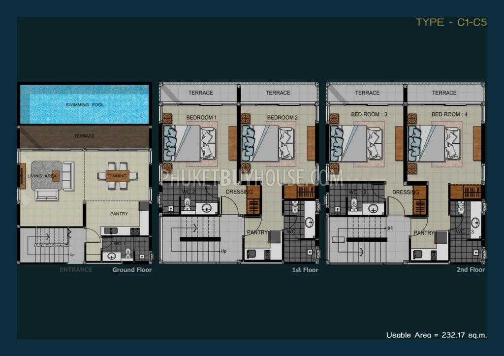 Second Floor Bedroom ...
