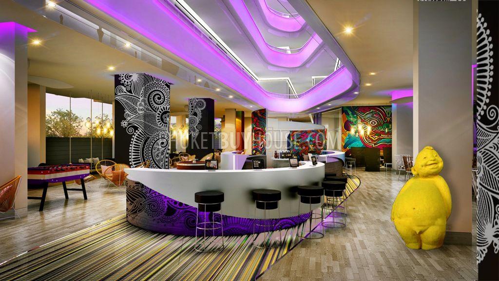ban5548: 2 bedroom apartment in successful development, bangtao