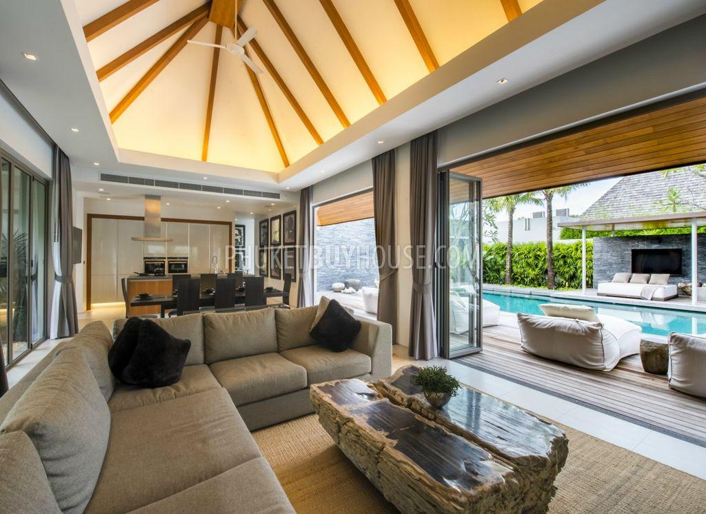 Lay4502 Luxury Pool 4 Bedroom Villa For Sale Phuket Buy House