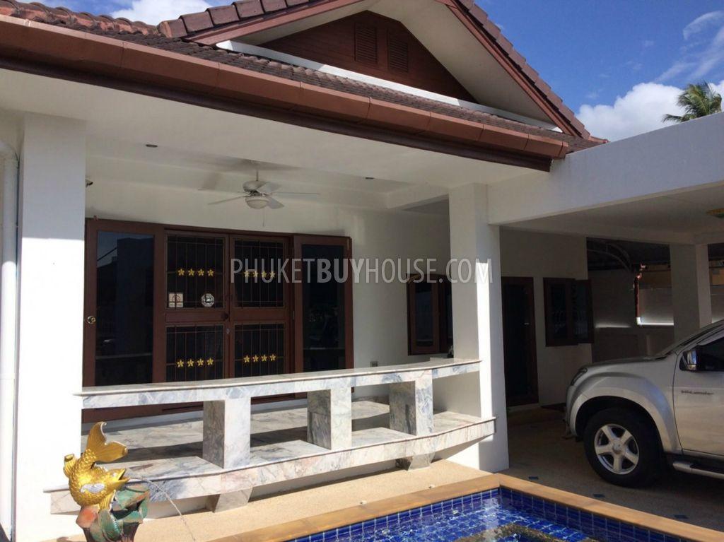 Cha5627 2 Bedroom House For Sale At Chalong Near Big Buddha Phuket Buy House