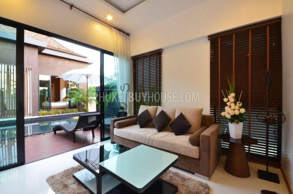 BAN4721 3 Bedroom Off Plan Villa For Sale