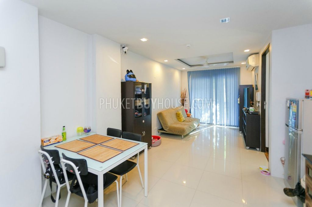 Pat5944 Fully Furnished Apartment With 1 Bedroom In Patong Phuket Buy House