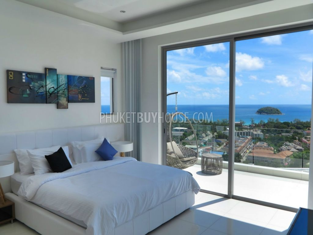 Kat4199 An Exclusive Luxury 4 Bedroom Apartment With Sea View Phuket Buy House
