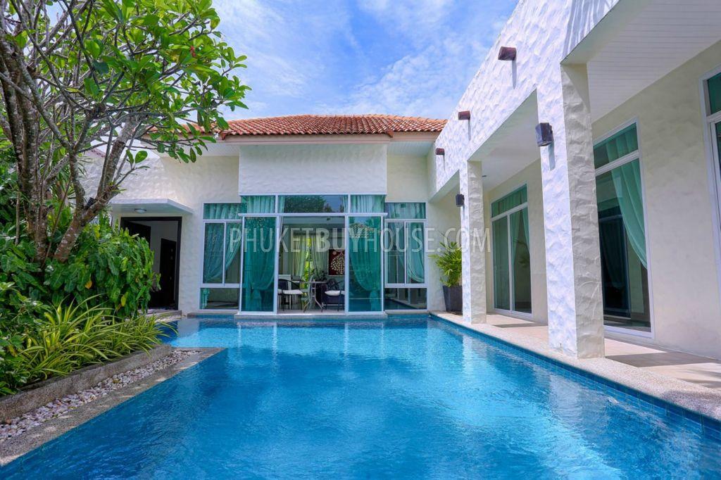 RAW5977: 4间卧室的豪华别墅私人游泳池在拉威