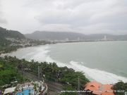 3 bed villa, amazing sea view, in Patong, tennis court, gym, pool